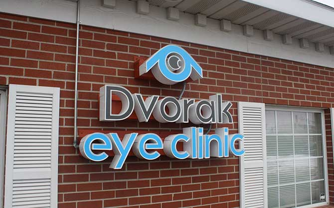 Dvorak Eye Clinic