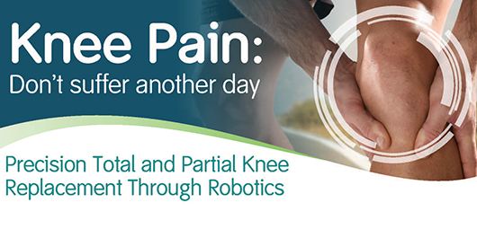 Free Knee Pain Seminar in Marshall, MN