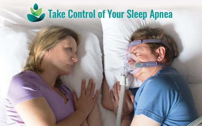 Take Control of Your Sleep Apnea